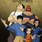 Приключения Джеки Чана / Jackie Chan Adventures все серии