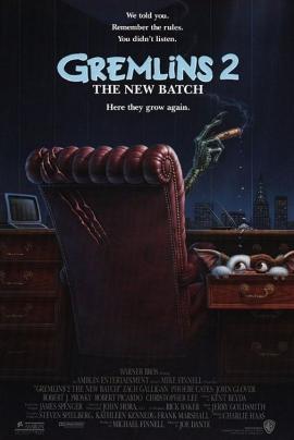 Гремлины 2: Новая партия / Gremlins 2: The New Batch