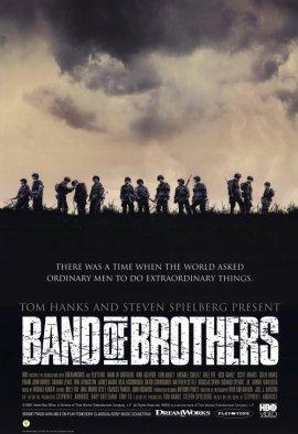 Братья по оружию / Band of Brothers смотреть онлайн