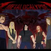 Металлопокалипсис / Metalocalypse все серии