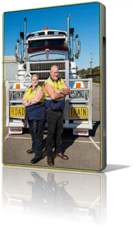 Discovery: Реальные дальнобойщики / Discovery: Outback Truckers смотреть онлайн