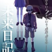 Дневник Будущего / Mirai Nikki / Future Diary все серии