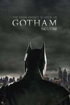 Готэм / Gotham смотреть онлайн
