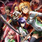 Школа Мертвецов / Школа Мертвяков / Gakuen Mokushiroku: High School of the Dead / Academy Apocalypse все серии