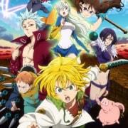Семь Смертных Грехов / Nanatsu no Taizai все серии