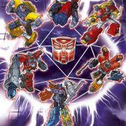Трансформеры: Энергон / Transformers: Super Link все серии