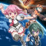 Девочка, Покорившая Космос / Sora o Kakeru Shoujo все серии