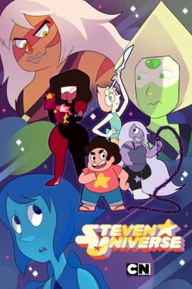 Вселенная Стивена / Steven Universe смотреть онлайн