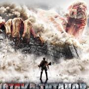 Атака Титанов. Фильм первый: Жестокий мир / Shingeki no kyojin: Attack on Titan