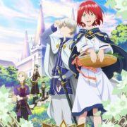 Красноволосая Белоснежка / Akagami no Shirayukihime все серии