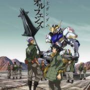 Мобильный Воин ГАНДАМ: Железнокровные Сироты / Mobile Suit Gundam: Iron-Blooded Orphans / Kidou Senshi Gundam: Tekketsu no Orphans все серии