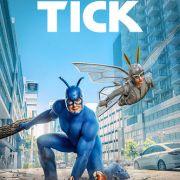 Человек-клещ (Тик) / The Tick все серии
