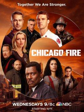 Пожарные Чикаго / Chicago Fire смотреть онлайн