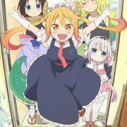 Дракон-Горничная Кобаяши-сан / Kobayashi-san Chi no Maid Dragon / Miss Kobayashi's Dragon Maid / The Dragon Maid of Kobayashi-san все серии
