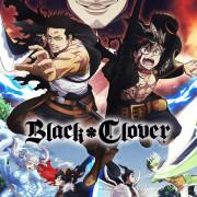 Чёрный Клевер / Black Clover все серии