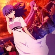 Судьба/Ночь Схватки: Прикосновение Небес / Fate/Stay Night: Heaven's Feel все серии