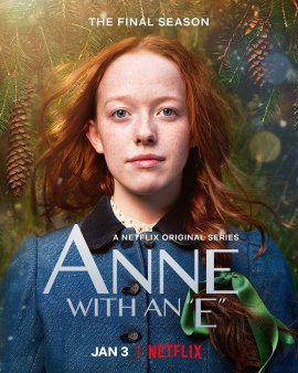 Энн / Anne with an E смотреть онлайн
