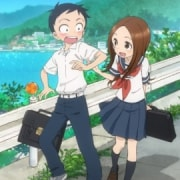 Мастер Дразнилок Такаги-сан / Karakai Jouzu no Takagi-san все серии