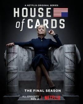 Карточный домик / House of Cards смотреть онлайн