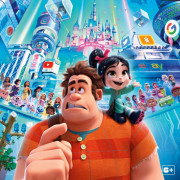 Ральф против интернета / Ralph Breaks the Internet: Wreck-It Ralph 2