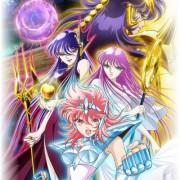 Рыцари Зодиака Святая Воительница Сё / Saint Seiya: Saintia Shou все серии