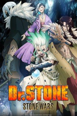 Доктор Стоун / Dr. Stone смотреть онлайн