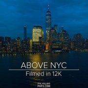 Над Нью-Йорком / Above NYC