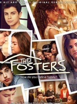 Фостеры / The Fosters смотреть онлайн