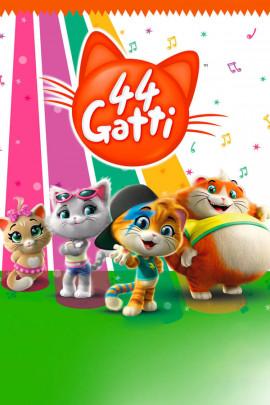 44 котёнка / 44 Gatti смотреть онлайн