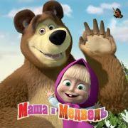 Маша и Медведь все серии