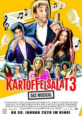 Картофельный салат 3 - Мюзикл  / Kartoffelsalat 3 - Das Musical