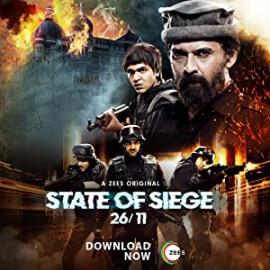 Военное положение: 26/11 / State of Siege: 26/11 смотреть онлайн