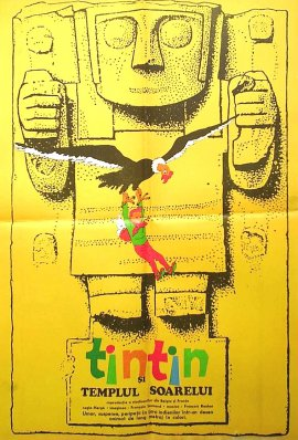 Тинтин и храм Солнца / Tintin et le temple du soleil