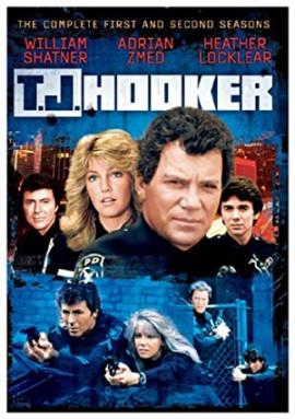 Ти.Дж. Хукер / T.J. Hooker смотреть онлайн