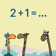 2+1=…