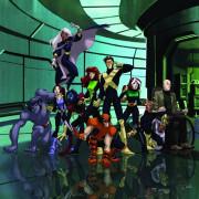 Люди Икс: Эволюция / X-Men: Evolution все серии