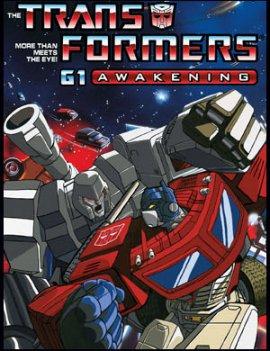 Трансформеры / The Transformers смотреть онлайн