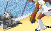 """Покемон / Pokemon - 13 сезон, 654 серия """"Стратегия строится на знании!"""""""