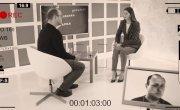 Интервью на 8 канале. Анастасия Батанова, Павел Гудовский