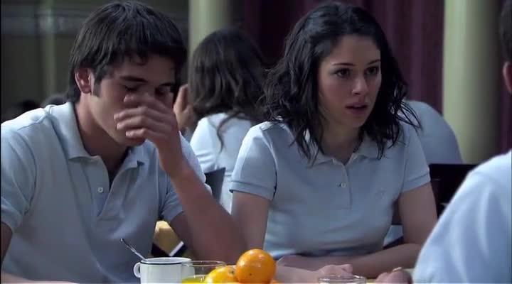 Черная лагуна / el internado 1 сезон (2007) dvdrip