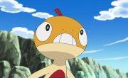 "Покемон / Pokemon - 14 сезон, 43 серия ""Хитрая Тактика Мяута"""