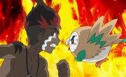 """Покемон / Pokemon - 22 сезон, 132 серия """"Одолеть Джунайпера!"""""""