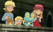 """Покемон / Pokemon - 17 сезон, 43 серия """"Время Боя В Гиме Шалур!"""""""