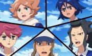 Инадзума 11: Печать Ориона / Inazuma Eleven: Orion no Kokuin - 1 сезон, 35 серия