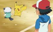 """Покемон / Pokemon - 14 сезон, 4 серия """"Бойцовский Клуб и Выбор Тепига"""""""