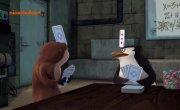"""Пингвины из Мадагаскара / The Penguins of Madagascar - 3 сезон, 55 серия """"Шарики за ролики"""""""