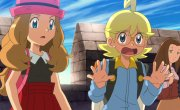 "Покемон / Pokemon - 18 сезон, 50 серия ""Movie 17 - The Cocoon of Destruction and Diancie"""