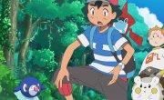 """Покемон / Pokemon - 20 сезон, 4 серия """"Первая Поимка В Алоле В Стиле Кетчума!"""""""