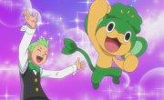 "Покемон / Pokemon - 14 сезон, 6 серия ""Мушарна и Площадка снов."""