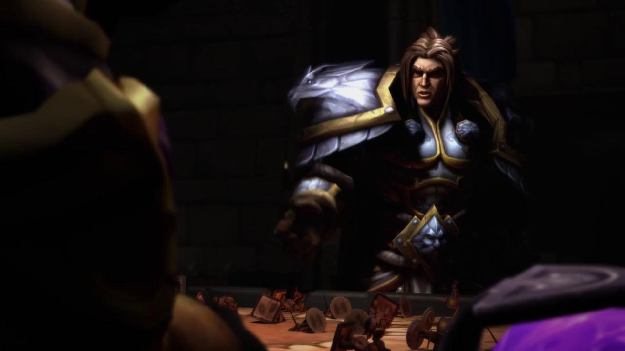 World of warcraft: yrel